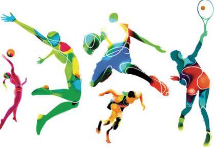 Спорт, спортивные события